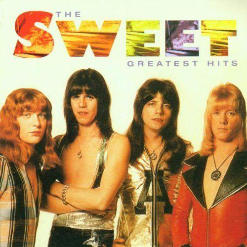 The Sweet Greatest Hits Cd Amoeba Music