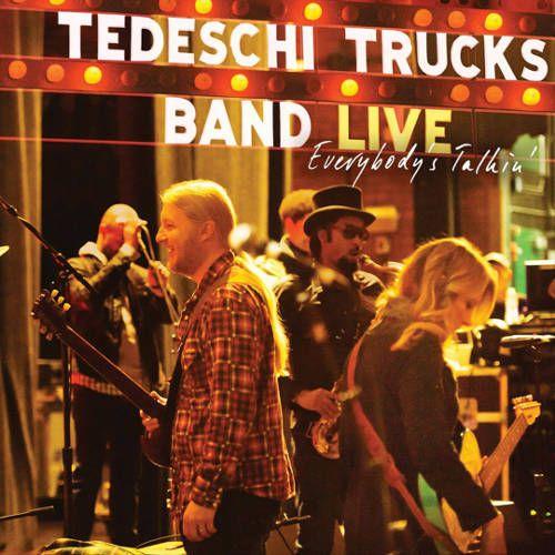 Tedeschi Trucks Band Everybody S Talkin Vinyl Lp