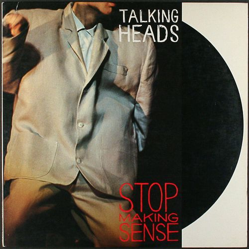 Talking Heads Stop Making Sense 1984 Issue Vinyl Lp