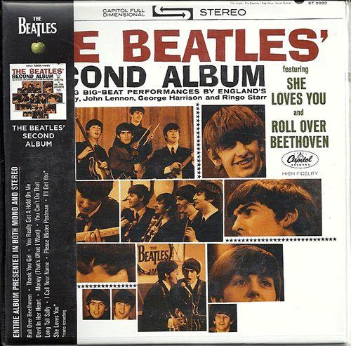 The Beatles The Beatles Second Album The U S Album