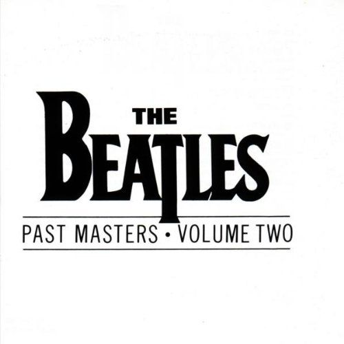 the beatles - past masters  volume two  cd