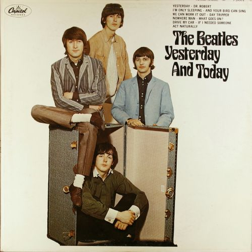 The Beatles Yesterday And Today 2nd State Butcher Cover