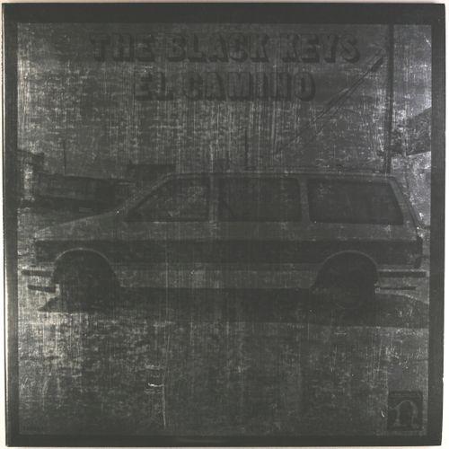 The Black Keys El Camino Deluxe Edition Record Store
