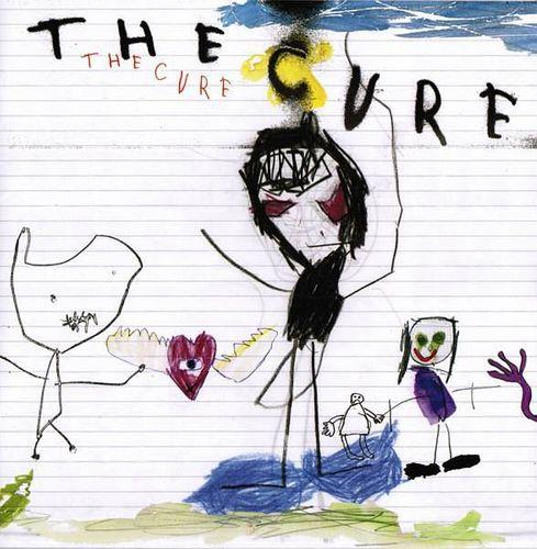 The Cure The Cure Cd Amoeba Music