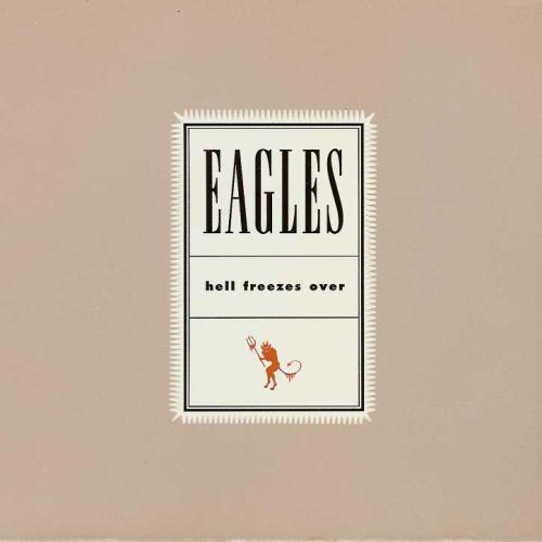 Eagles Hell Freezes Over Cd Amoeba Music