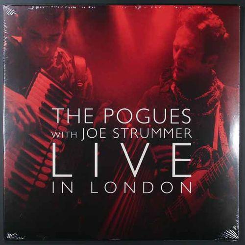 The Pogues Joe Strummer The Pogues With Joe Strummer
