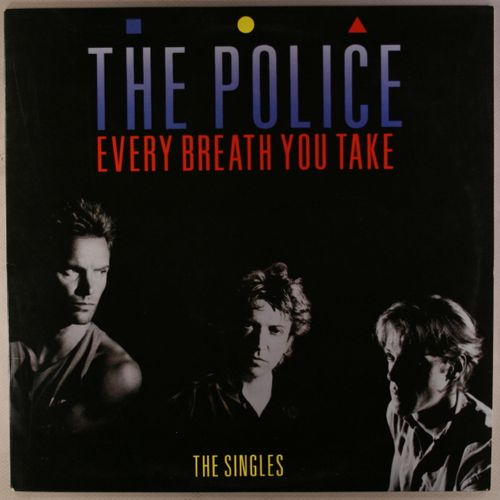 The Police Every Breath You Take The Singles Vinyl Lp