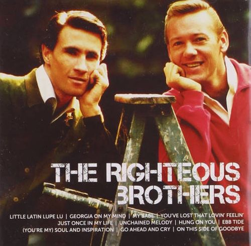 The Righteous Brothers Icon Cd Amoeba Music