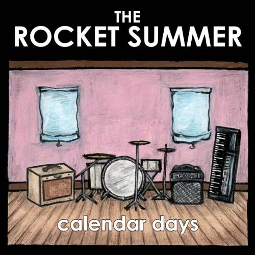 The Rocket Summer Calendar Days Cd Amoeba Music