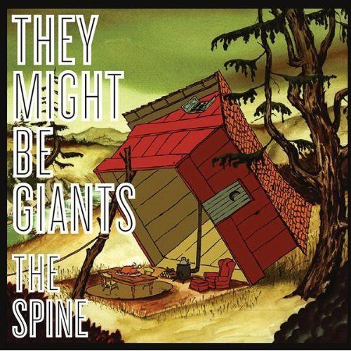 They Might Be Giants The Spine Cd Amoeba Music