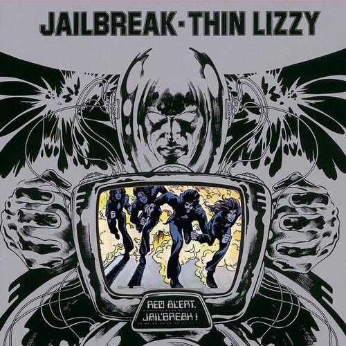 Thin Lizzy Jailbreak Cd Amoeba Music