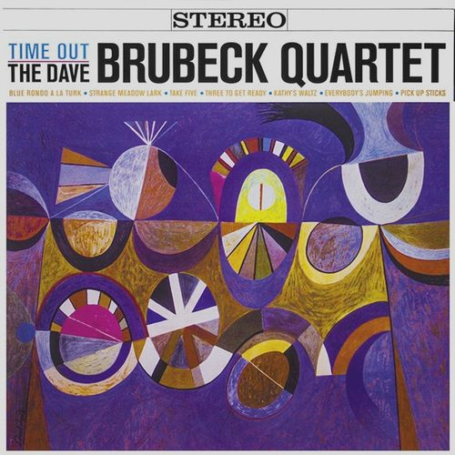 The Dave Brubeck Quartet Time Out Remastered 180 Gram