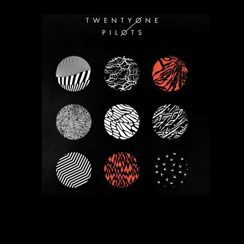 Twenty One Pilots Blurryface Limited Edition Red And