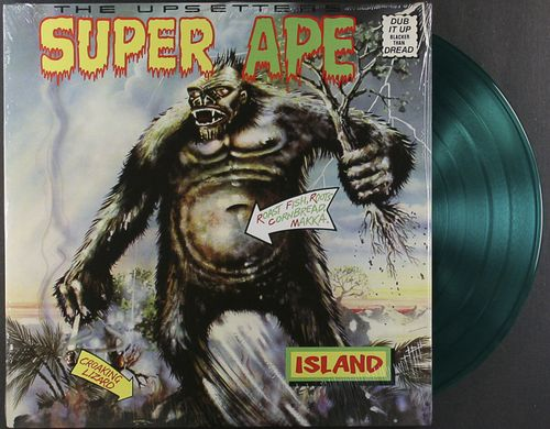 The Upsetters Super Ape Vinyl Me Please Green