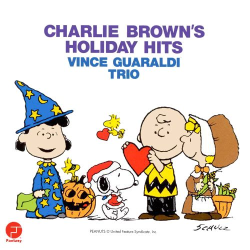 Vince Guaraldi Trio Charlie Brown S Holiday Hits Cd