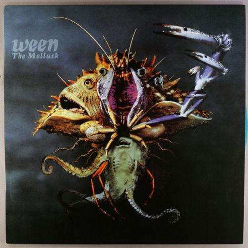 Ween The Mollusk 180 Gram Green Vinyl Vinyl Lp