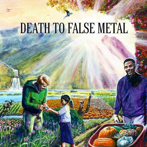 Weezer Death To False Metal Cd Amoeba Music