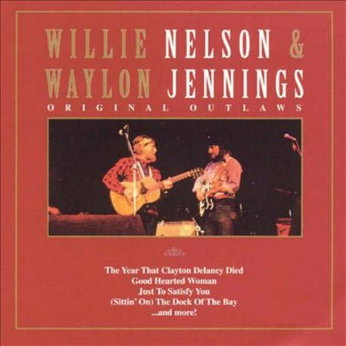 Waylon Jennings Amp Willie Nelson Original Outlaws Cd