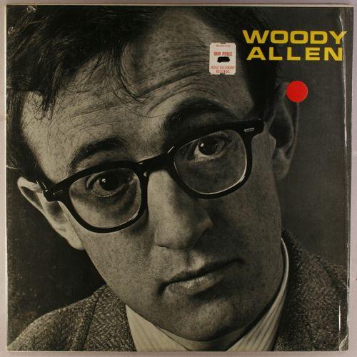 Woody Allen Woody Allen Mono Vinyl Lp Amoeba Music