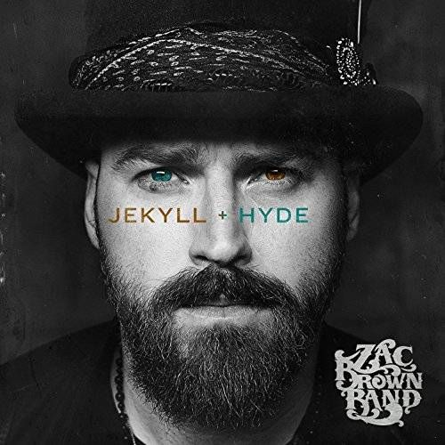 Zac Brown Band Jekyll Hyde Cd Amoeba Music
