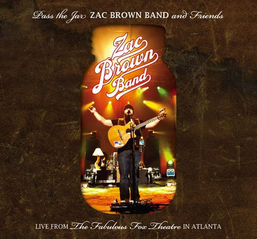 Zac Brown Band Pass The Jar Live From The Fabulous Fox
