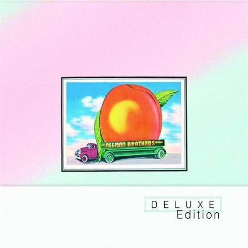 The Allman Brothers Band Eat A Peach Deluxe Edition Cd
