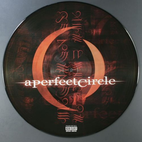 A Perfect Circle Mer De Noms Picture Disc Vinyl Lp