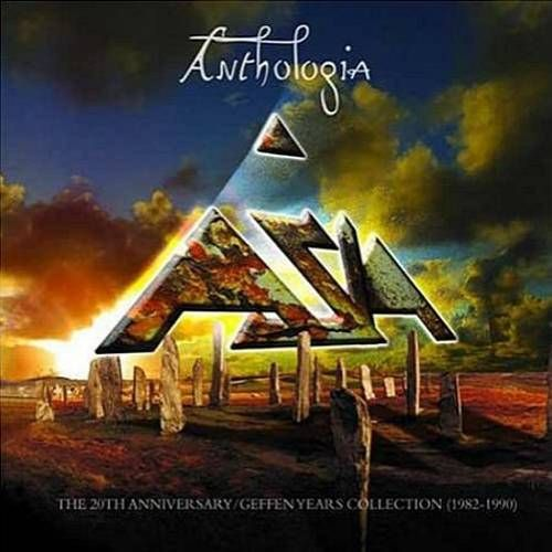 Anthologia: The 20th Anniversary / Geffen Years