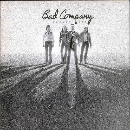 Bad Company Burnin Sky Cd Amoeba Music