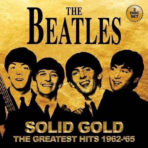 The Beatles Solid Gold The Greatest Hits Cd Amoeba