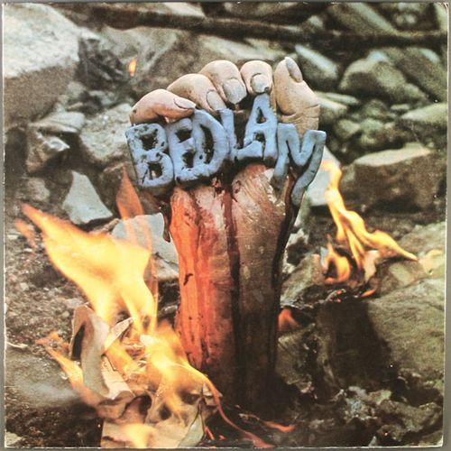 Bedlam Bedlam White Label Promo Vinyl Lp Amoeba Music
