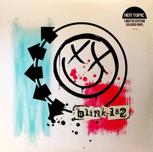 Blink 182 Blink 182 Ltd Edition Pink Green Vinyl