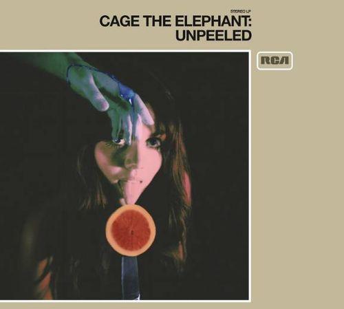 Cage The Elephant Thank You Happy Birthday Vinyl Lp