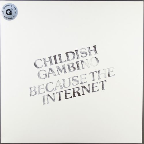 Because the internet vinyl