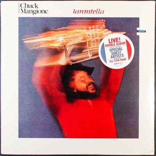 Chuck Mangione Tarantella Vinyl Lp Amoeba Music