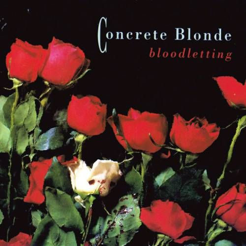 Concrete Blonde Bloodletting Cd Amoeba Music