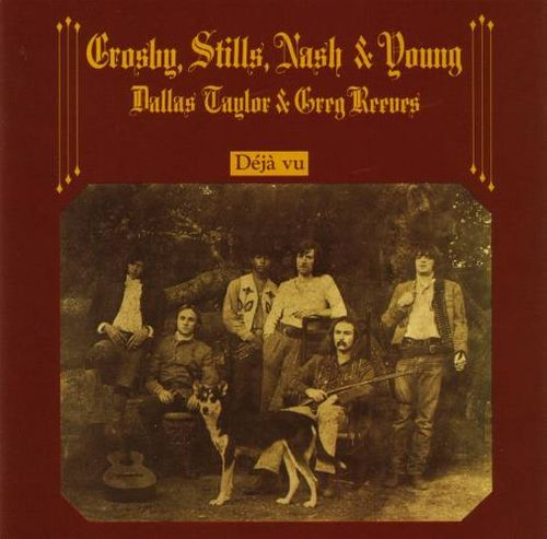 Crosby Stills Nash Amp Young Deja Vu Cd Amoeba Music