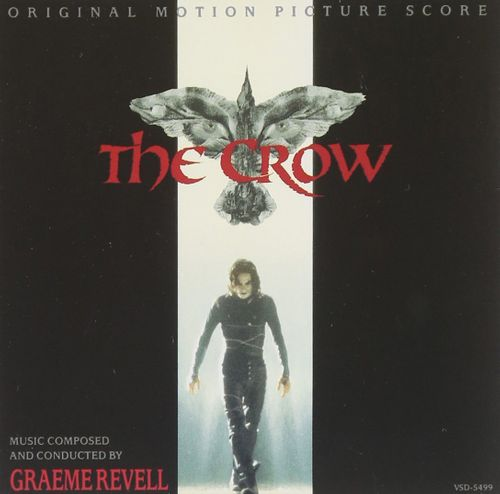 Graeme Revell The Crow Score Cd Amoeba Music