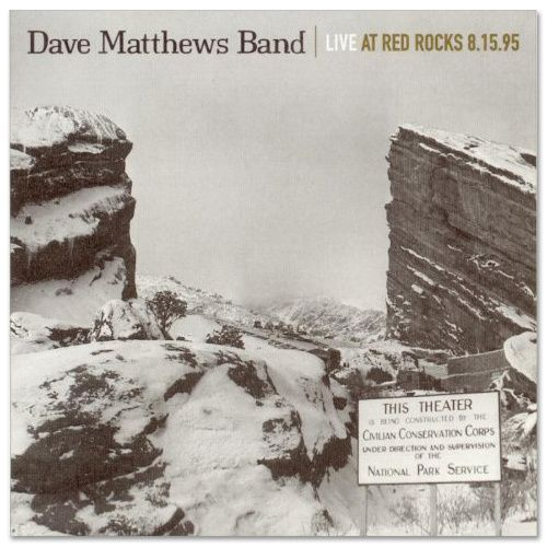 Dave Matthews Band Live At Red Rocks 8 15 95 Record Store Day Vinyl Lp Amoeba
