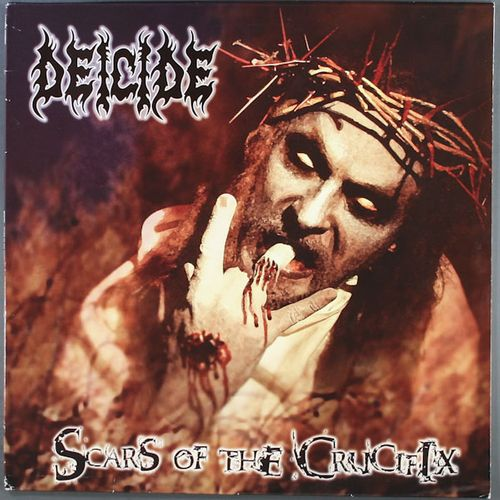 Deicide Scars Of The Crucifix Vinyl Lp Amoeba Music