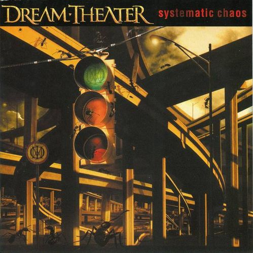 Dream Theater Systematic Chaos Special Edition Cd