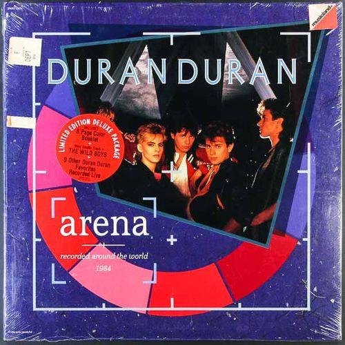 Duran Duran Arena Vinyl Lp Amoeba Music