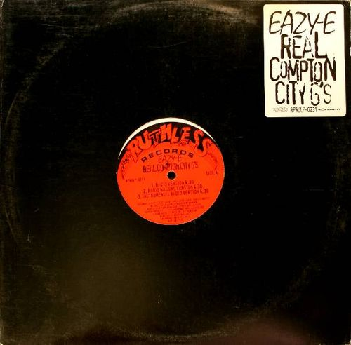 Eazy E Real Compton City G S Real Muthaphuckkin G S