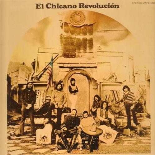 El Chicano Revolucion Import Cd Amoeba Music