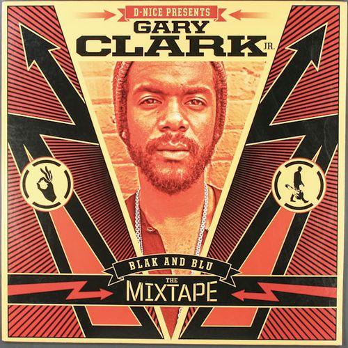 D Nice Gary Clark Jr Blak And Blu The Mixtape Vinyl