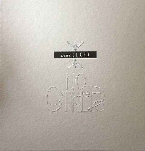 Gene Clark No Other Deluxe Silver Vinyl Box Set Vinyl