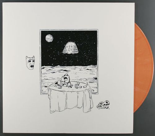 Wand Golem Limited Edition Orange Vinyl Vinyl Lp