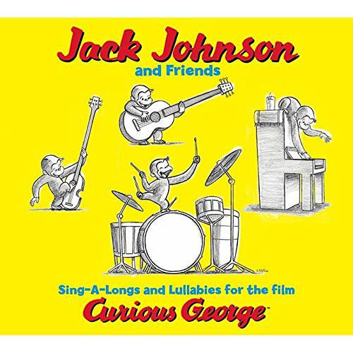 Jack Johnson Sing A Longs And Lullabies For The Film