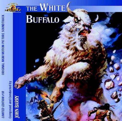 John Barry The White Buffalo Limited Edition Score
