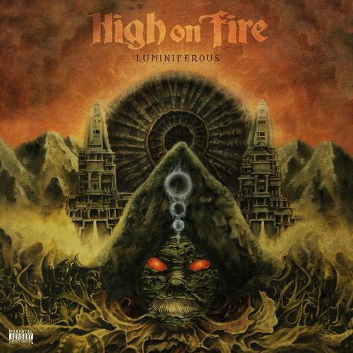 High On Fire Luminiferous Vinyl Lp Amoeba Music